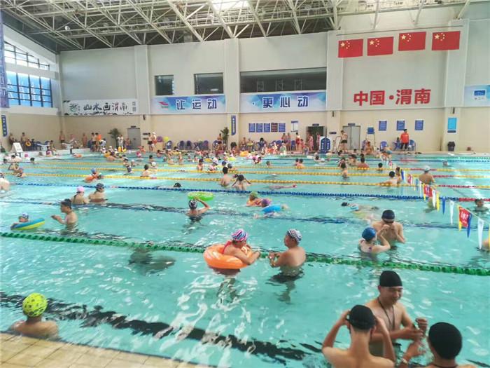 陕西渭南某泳池设备和药剂维护