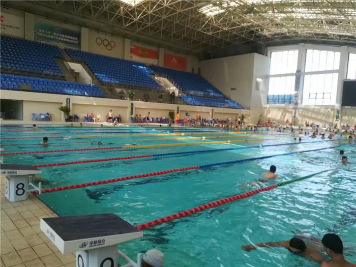 西安游泳池水处理