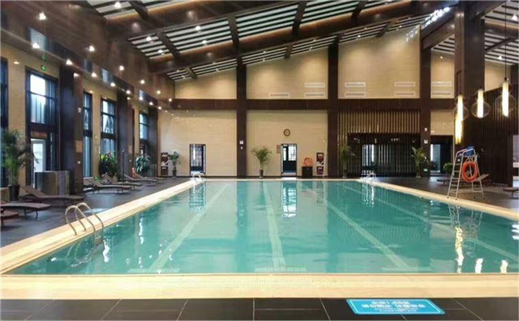西安游泳池设备价格