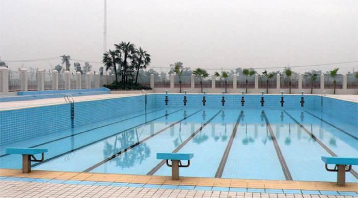西安泳池设备