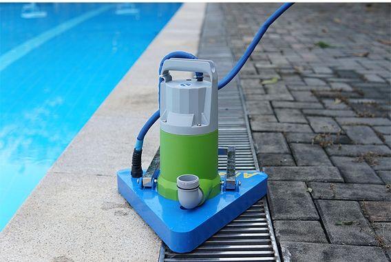 泳池吸污机