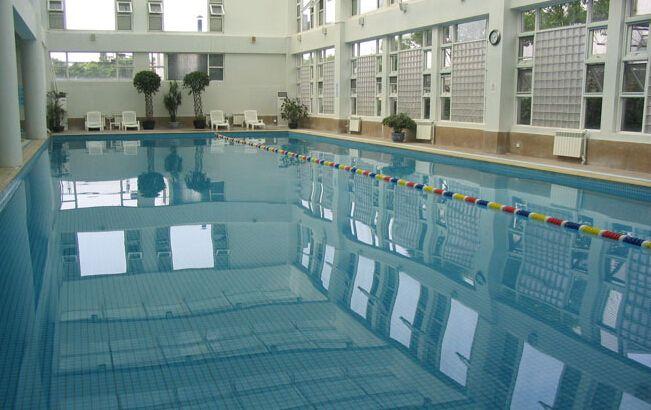 泳池水质清洁标准