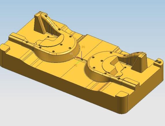 简述注塑模具的结构零件有哪些?