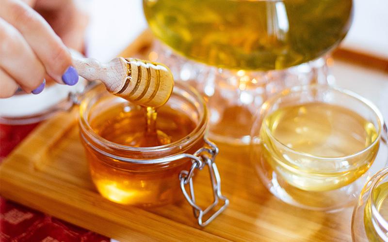 蜂蜜的真假鉴别方法