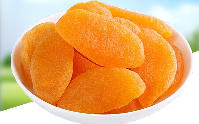 芒果干散装