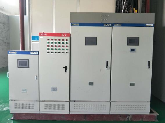 中央空调控制柜安装