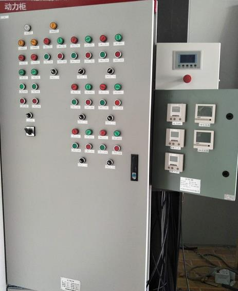 西安住邦无纺布制品生产车间恒温恒湿控制