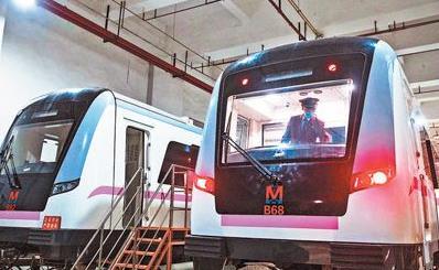 2020年3月28日,武汉轨道交通部分线路恢复运营