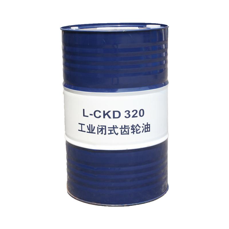 昆仑L-CKD重负荷工业闭式齿轮油