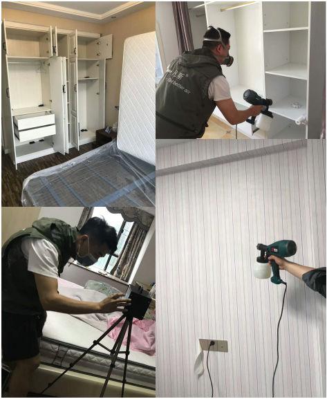 家庭室内空气治理 案例(五)