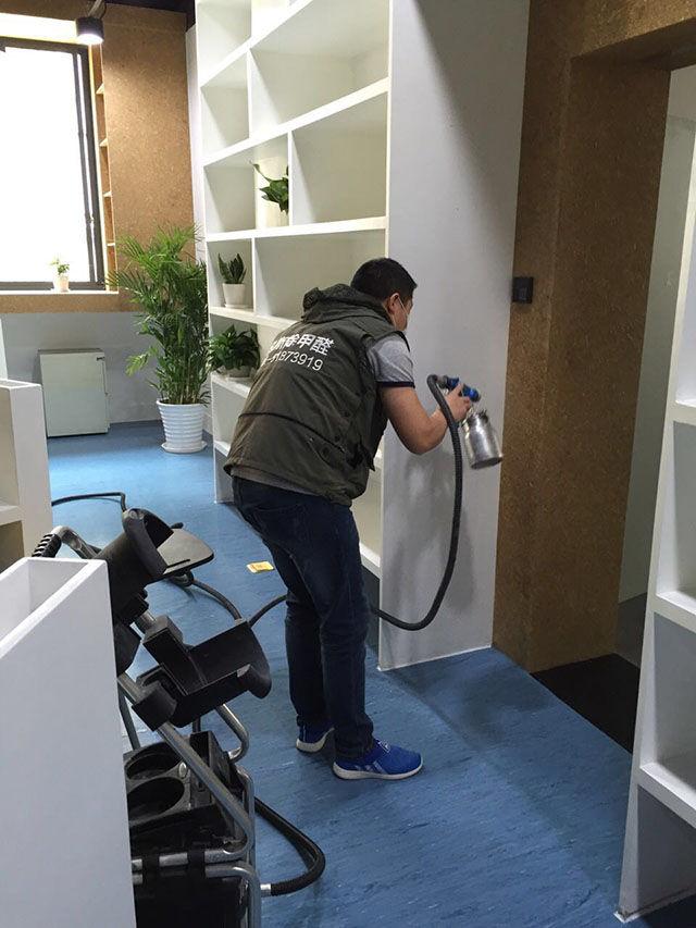 延安室内空气治理服务