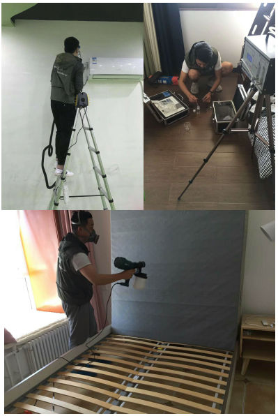 家庭室内空气治理 案例(三)