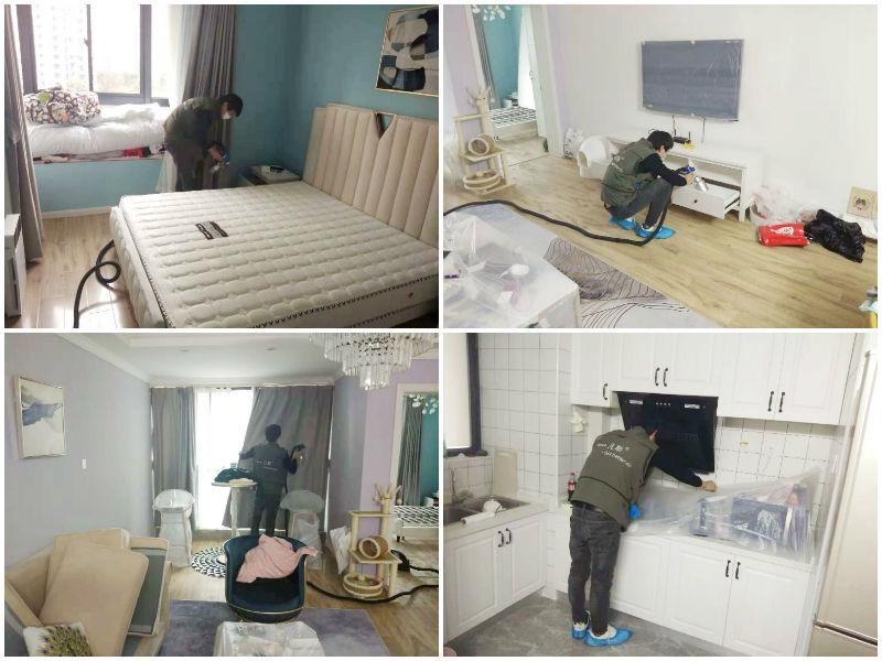 家庭室内空气治理案例