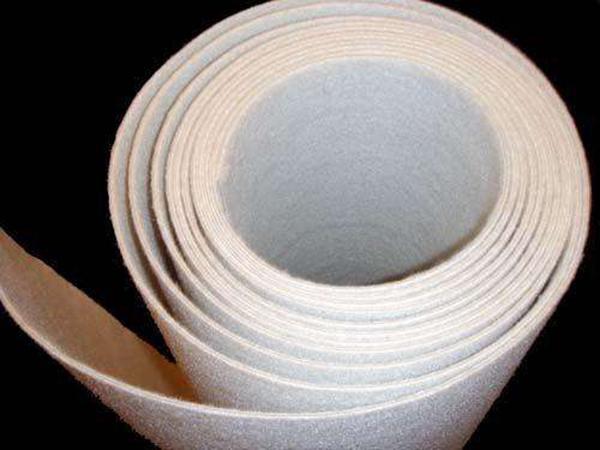 防水卷材�I 的自粘原理和粘贴过程