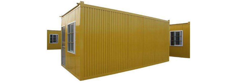 双流集装箱租赁厂家告诉你怎么对于集装箱房进行分类