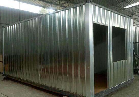 集装箱办公室安装团队