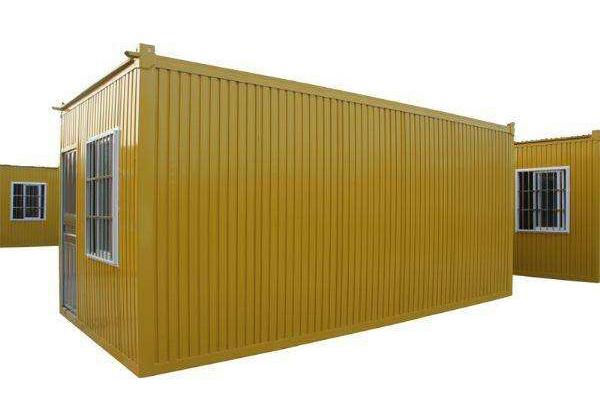 双流集装箱租赁厂家告诉你集装箱不单单能住人还可以运输货物