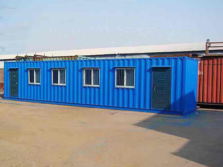 从雷神山火神山医院建设中剖析成都住人集装箱的发展趋势