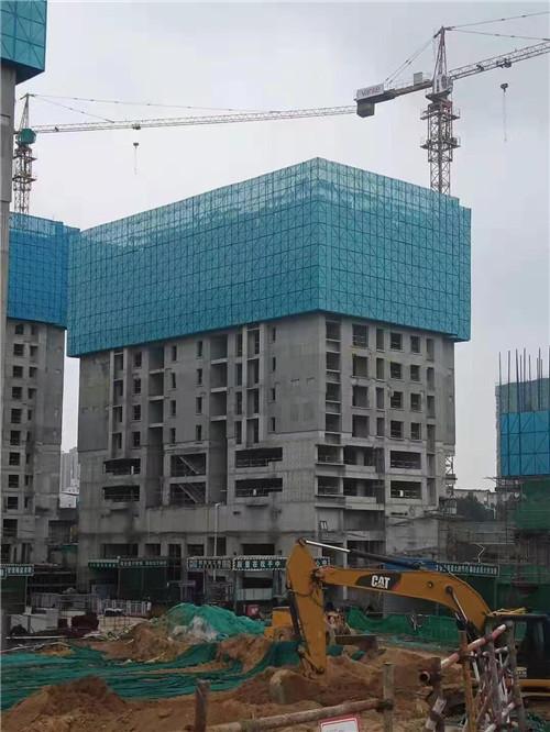 民安璞樾苑建设中