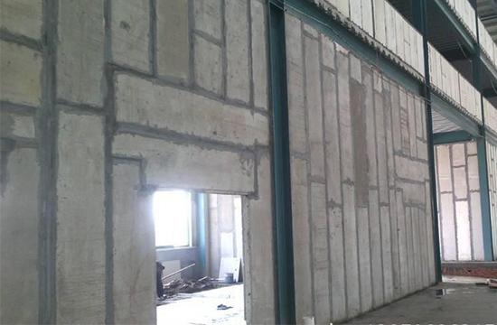 混凝土隔墙板案例