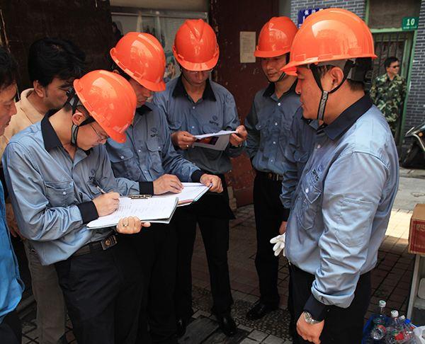 四川第三方消防检测客户见证