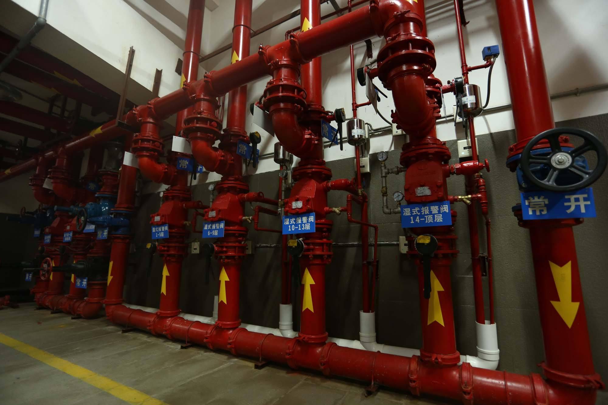 四川消防工程安装