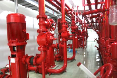 浅谈四川消防工程施工的几大系统