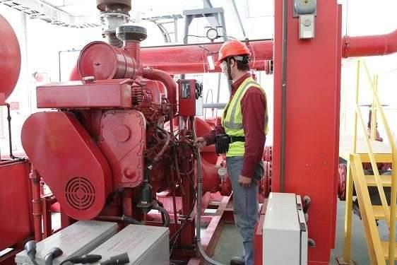 四川消防工程施工系统的分类