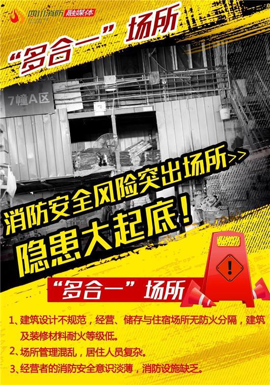 隐患大起底!四川消防将开展为期7个月的安全执法检查
