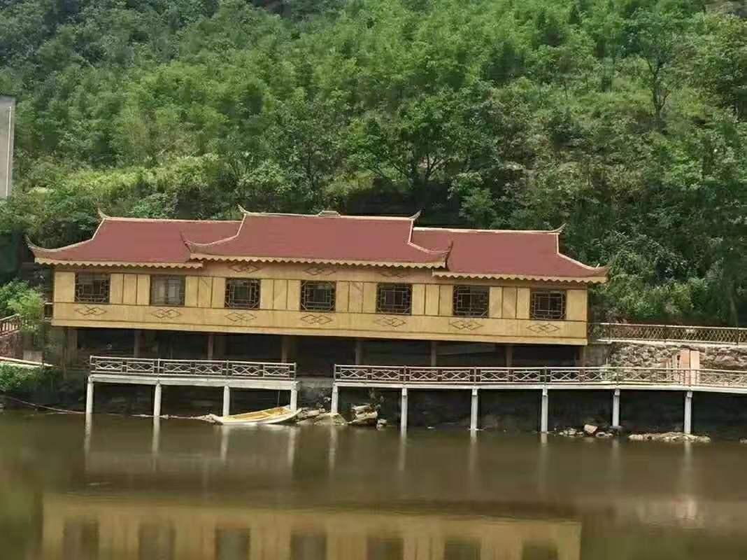 四川竹木房子