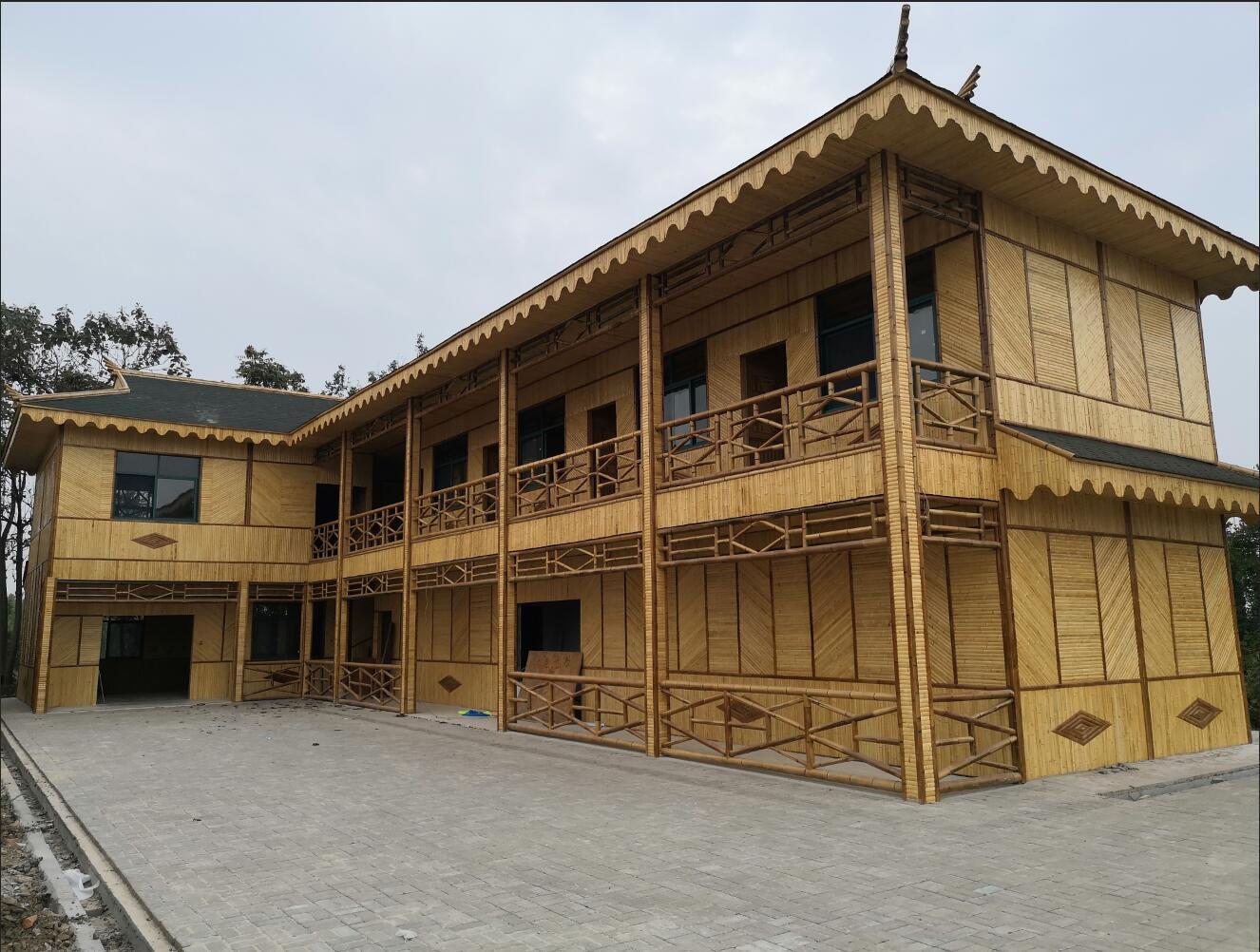 四川竹木建筑