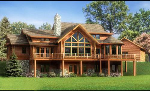 豪盛竹艺手把手教你选择竹木别墅的方法