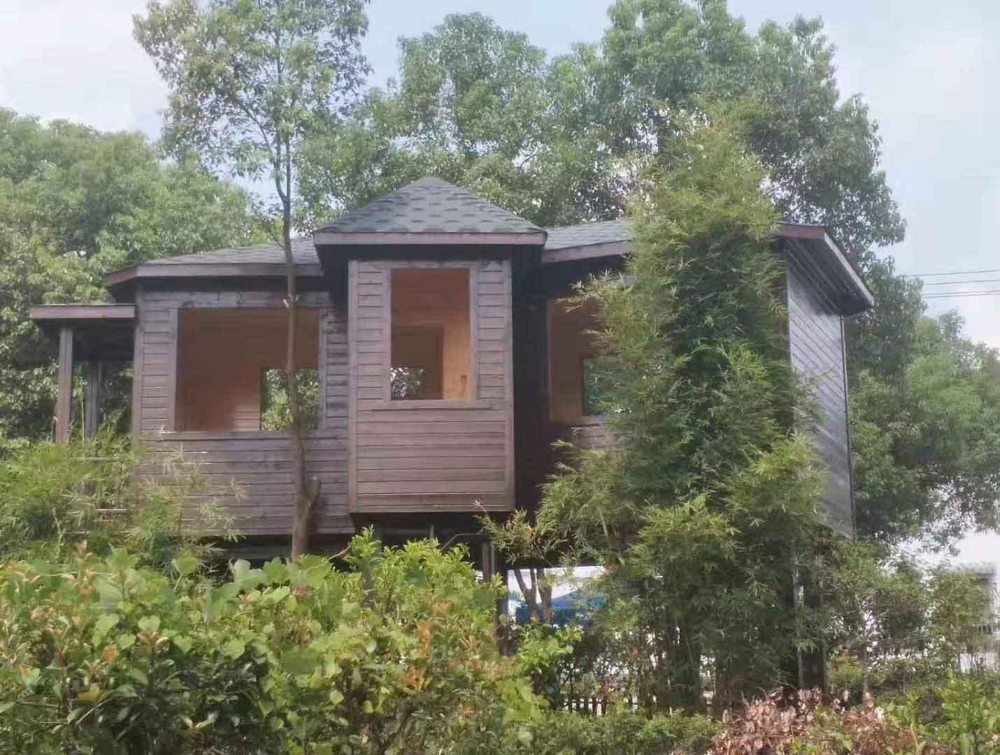 四川木房子设计