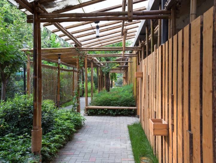 你知道四川竹廊都应用到生活中的那些地方吗?