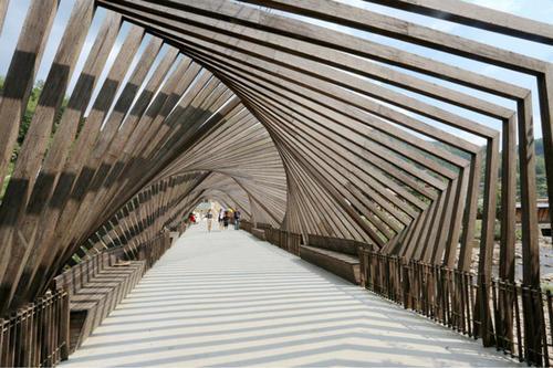 你知道竹建筑材料前景如何吗?