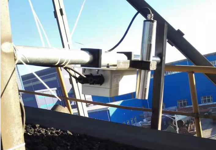 日照精品基地高爐焦炭水分測量項目合作案例