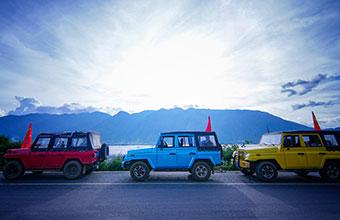 内蒙古旅游出行策划