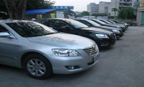 内蒙古汽车租赁公司