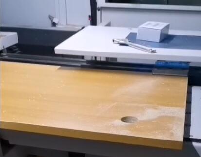 办公家具加工定制木制品施工过程观赏