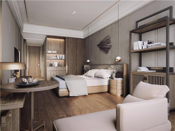 設計型酒店客房衛生間工裝設計