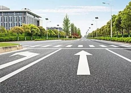 安康道路标线施工