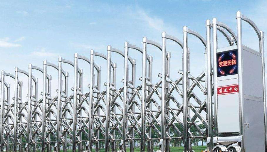 安康电动伸缩门厂家给大家分享一下电动伸缩门应该如何维护?