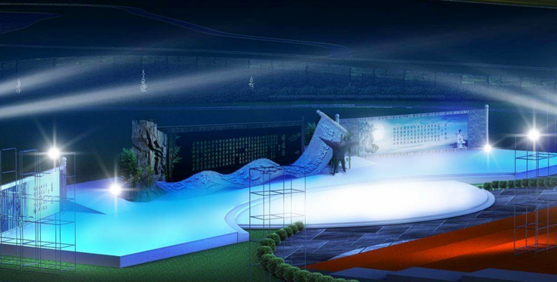 如何实施一个高逼格的西昌舞台搭建?