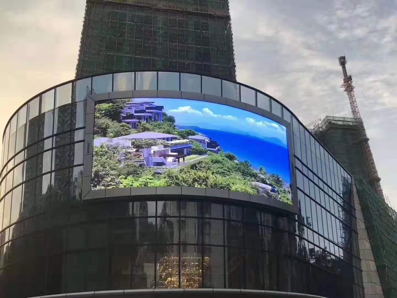 西昌led显示屏租赁