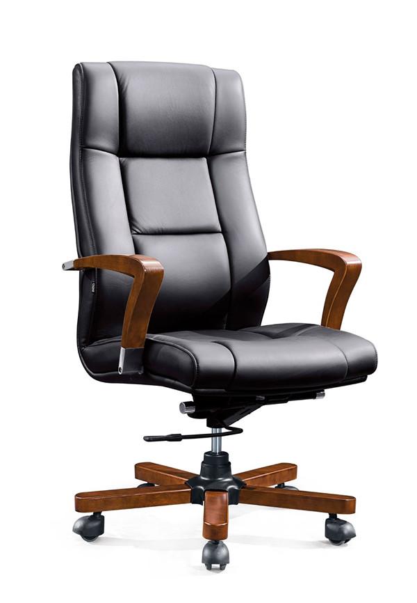曲木办公椅