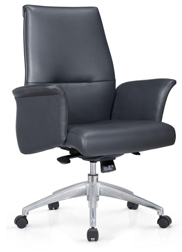 皮面办公椅/班前椅