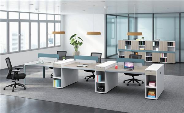 拉菲-OA胶板系列/职员桌