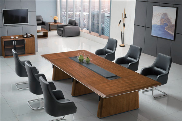 越尚油漆系列/木皮会议桌