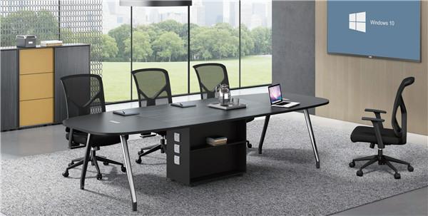 钢木会议桌/洽谈桌