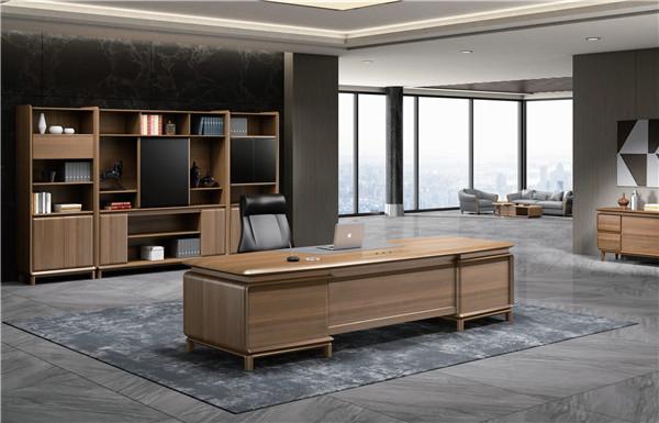 高端总裁板木系列-里尼/班台/文件柜